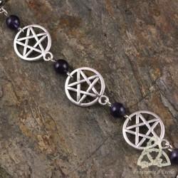 Bracelet Magie des Sorcières - Améthyste
